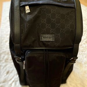 GUCCI Guccissima Backpack